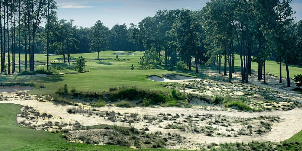 Pinehurst No 4 - Hole #11