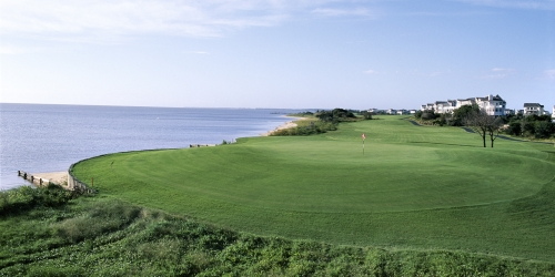Nags Head Golf Links North Carolina golf packages
