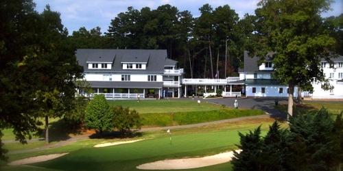 The Badin Inn & Golf Club