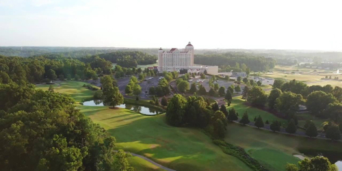 Grandover Resort & Spa North Carolina golf packages