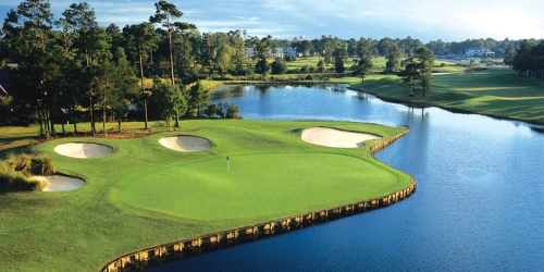 Sea Trail Golf Resort & Convention Center North Carolina golf packages