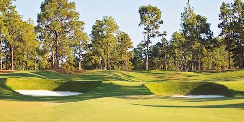 Talamore Golf Resort North Carolina golf packages