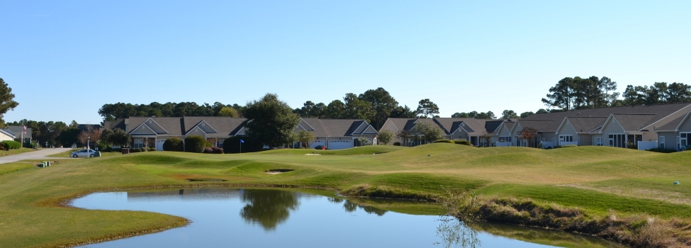 Oak Island Par 3 At South Harbor Golf In Southport North Carolina