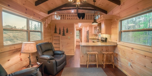 Featured Lake Lure - Cabins