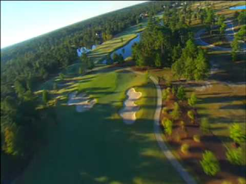 River Landing Golf Course Aerials